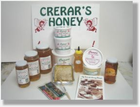 Crerar's Honey -  Dark 500g