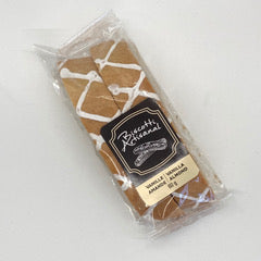 Biscotti Artisanal - Vanilla Almond (Made without gluten)