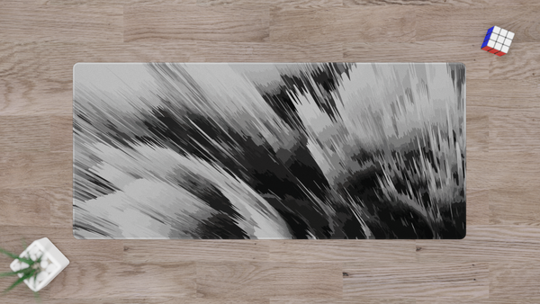 [GB] Grayscale - [Entropy Collection] Deskmat