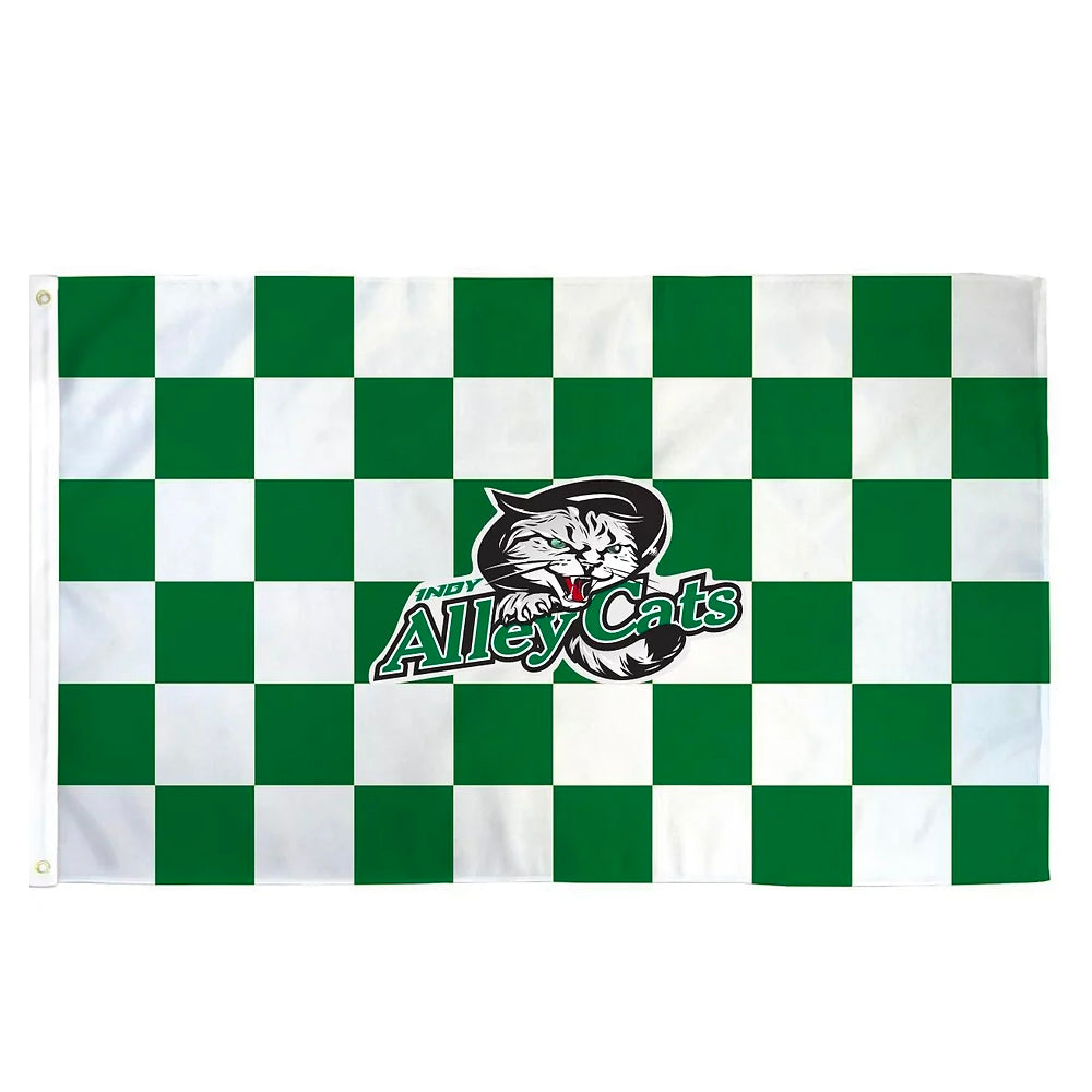 Official AlleyCats Team Flag