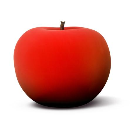Apple Red - Jean FONTAN