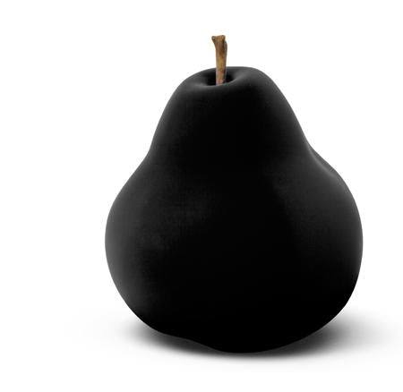 Sculpture Poire Black