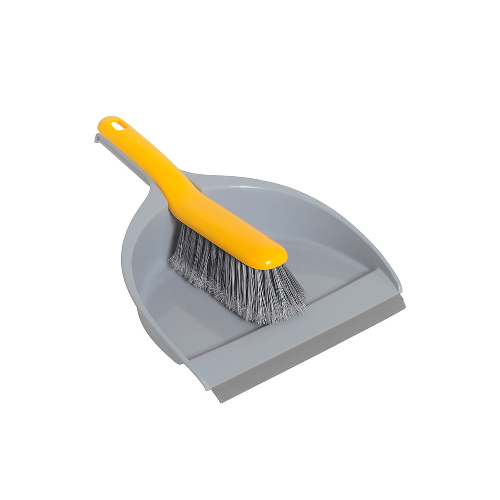 CLASSIC DUSTPAN WITH BRUSH