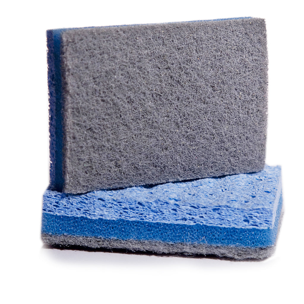 ANTI-BACTERIAL UTILITY, BATHROOM & GENERAL CLEANING SPONGE