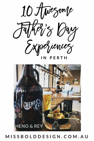 Father's Day Experiences