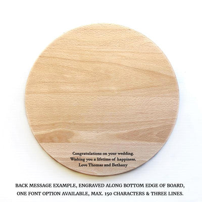 Personalised Cutting Board - Amazing Teacher