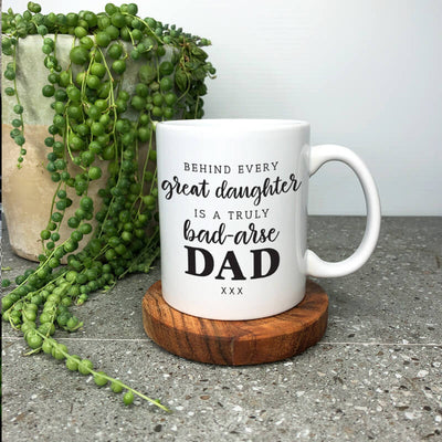Bad-Arse Dad Mug