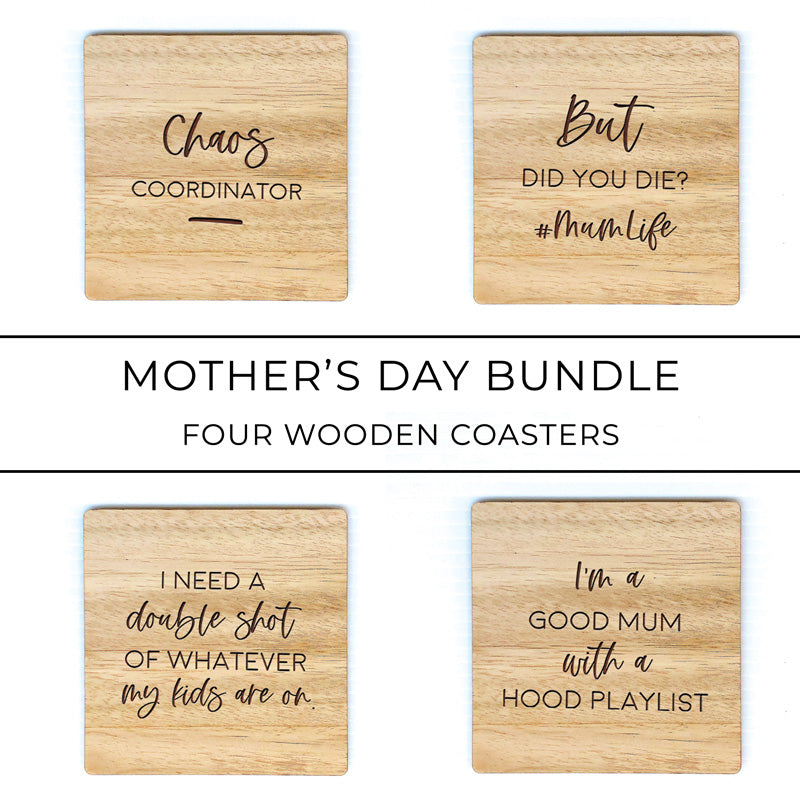 Mum Coaster Bundle