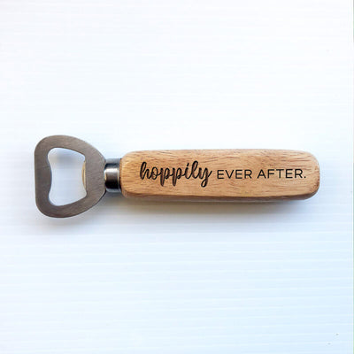 Hoppily Ever After - Bottle Opener