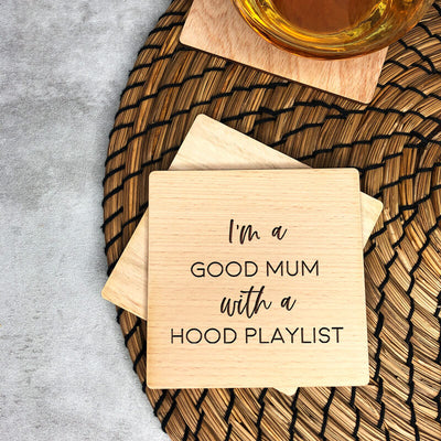 Playlist Coaster