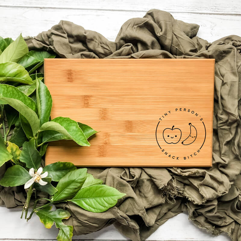 Personalised Cutting Board - Tiny Persons
