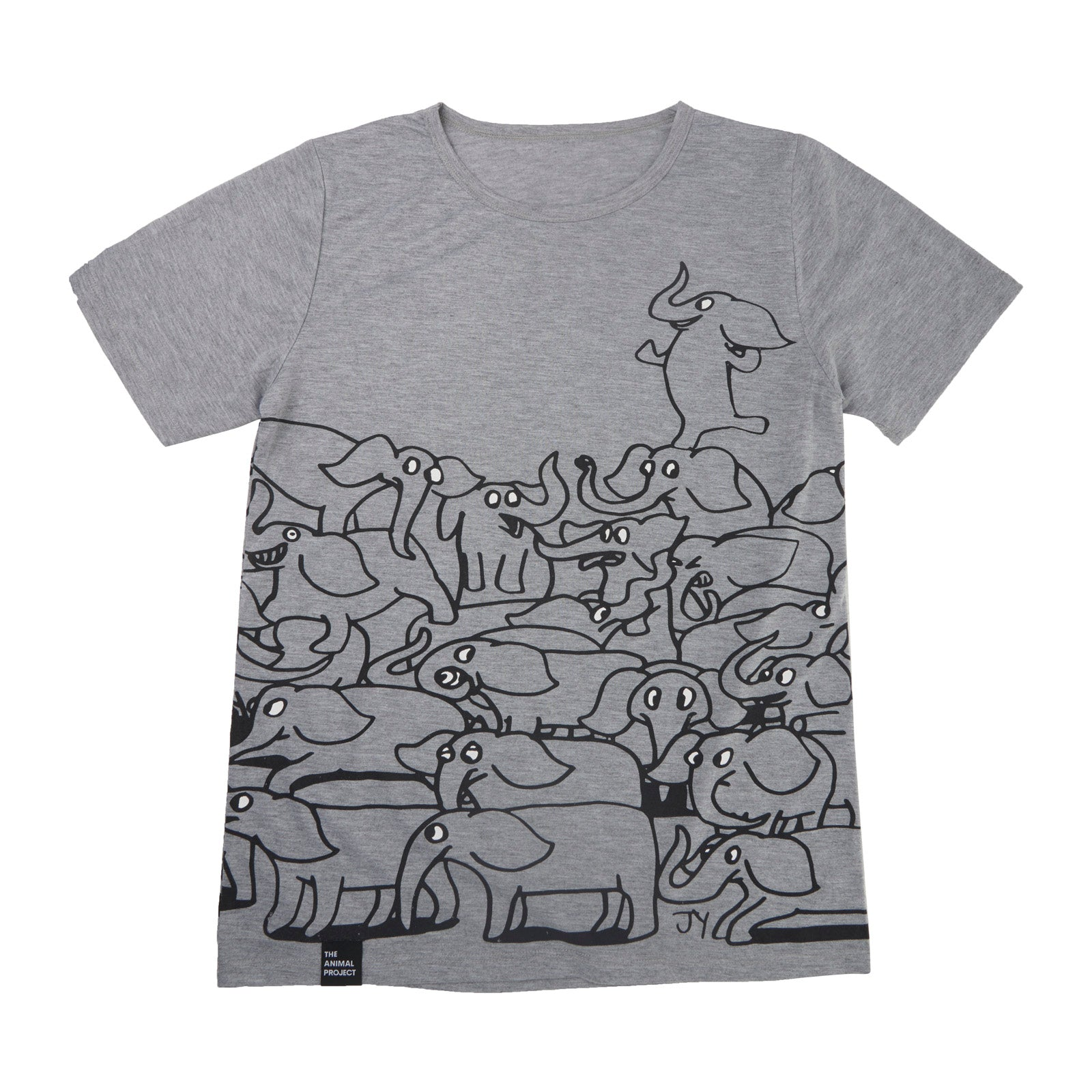 Men's T-Shirt - Elephant
