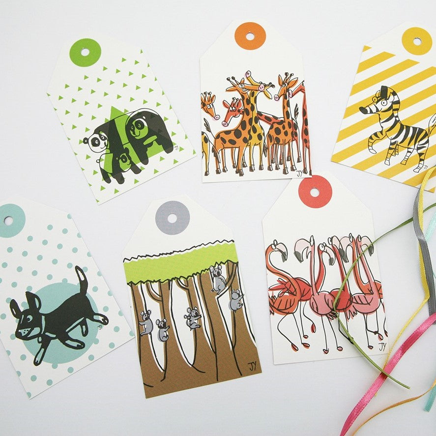 Gift Tags - Pack of 6