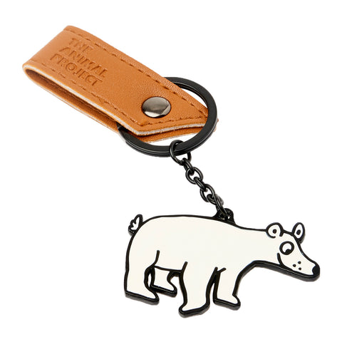 Keychain - Polar Bear