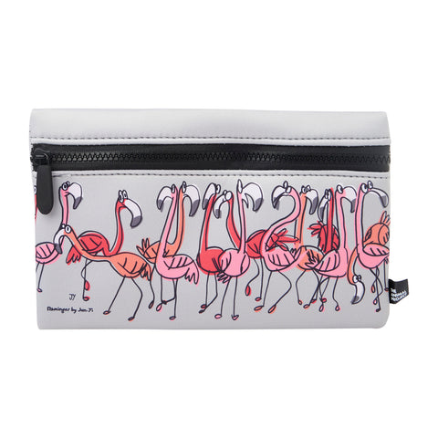 Neoprene Case - Flamingo