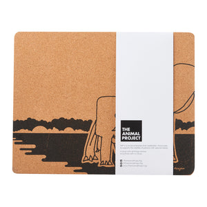 Placemat (Set of 2) - Elephant by Keegan