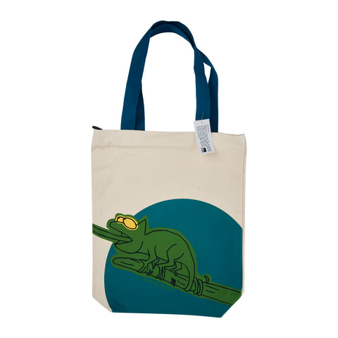 Tote Bag - Chameleon by Thong Keen