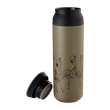 Travel Tumbler - Flamingo