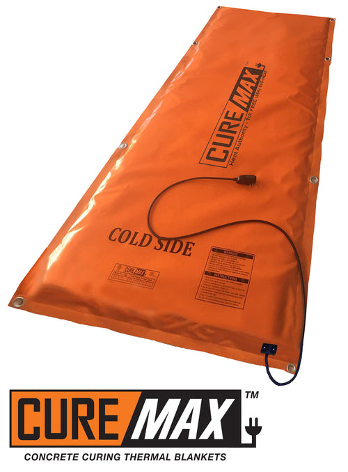 Curemax 4 X15 Concrete Curing 120v Electric Blanket Heatauthority