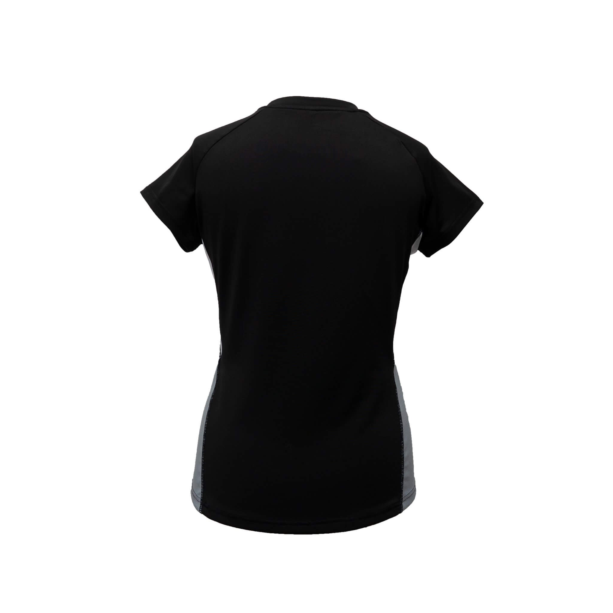 Black Illusion Activewear Tee