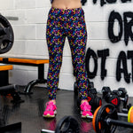 Ribbons Leggings supporting the Institute of Cancer Research