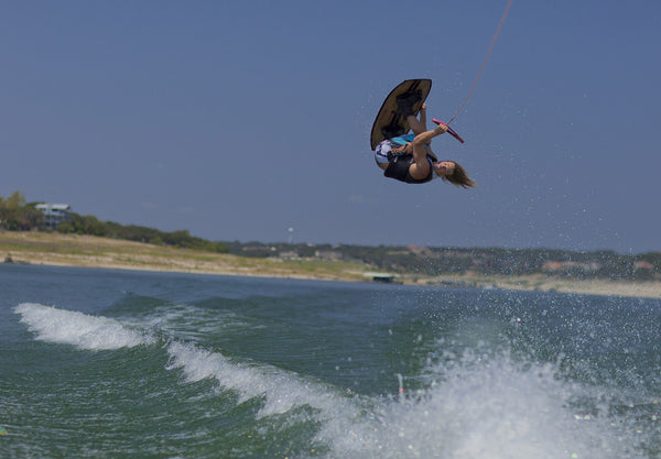 The Fearless Mindset of Deaf Pro Wakeboarder, Mitch Bergsma.
