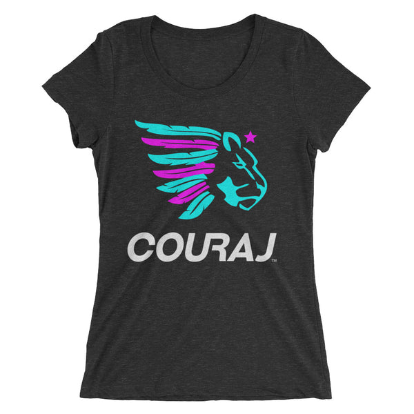 COURAJ Ladies' Tee