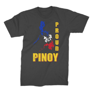 Proud Pinoy Premium Jersey Men's T-Shirt