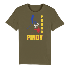 Proud Pinoy Premium Organic Adult T-Shirt