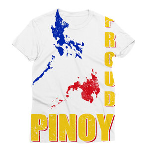 Proud Pinoy Classic Sublimation Women's T-Shirt