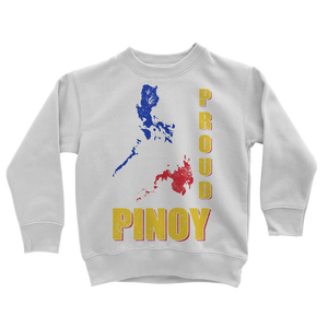 Proud Pinoy Classic Kids Sweatshirt