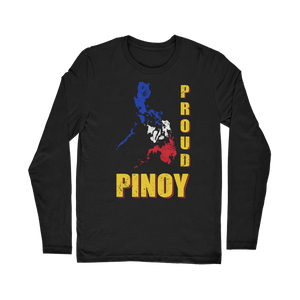 Proud Pinoy Classic Long Sleeve T-Shirt