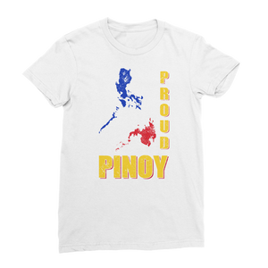 Proud Pinoy Classic Women's T-Shirt