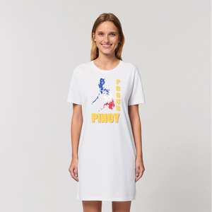 Proud Pinoy Organic T-Shirt Dress