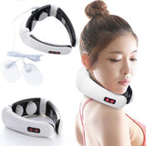 Electric Pulse Back & Neck Massager