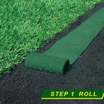 Biodegradable grass seed MATS