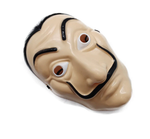 Salvador Dali mask