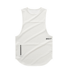 Muscle fitness brother summer models European and American sports vest men's quick-drying fitness vest bottoming shirt