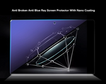 HD anti-blue light Eye Protective Screen Film For Macbook