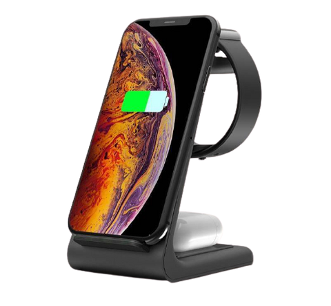 TrendiiSmart 3-in-1 Wireless Charging Station