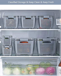 Fresh Produce Vegetable Fruit Storage Containers