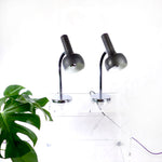 1960s GOOSENECK LAMPS by SWISSLAMPS