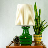 CERAMIC TABLE LAMP by Fohr