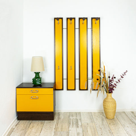 FREE SHIPPING! 1970s two-piece MIDCENTURY WARDROBE