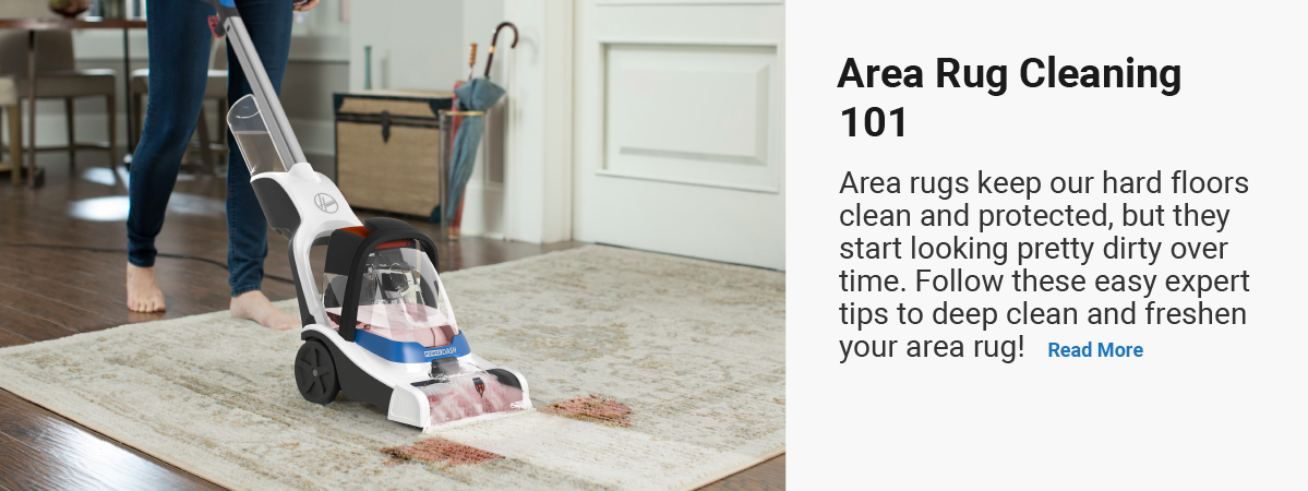 Area Rug Cleaning 101
