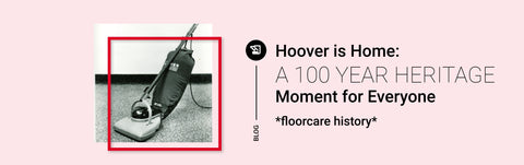 Hoover is Celebrating 100 Years! Click here to read about our heritage.