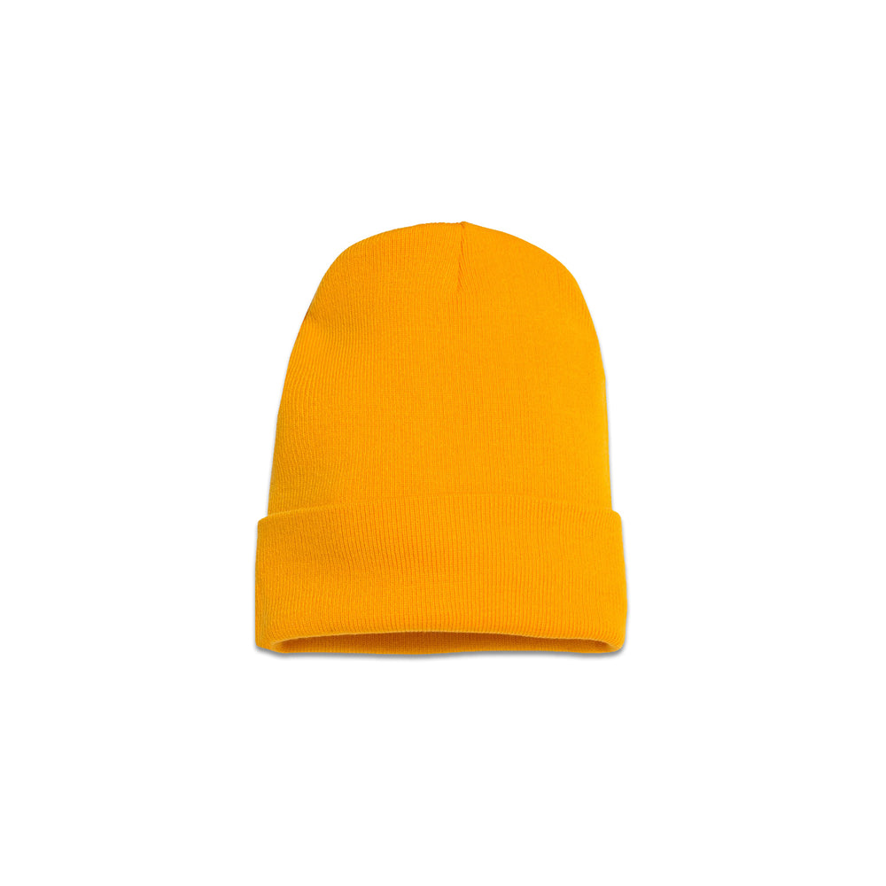 Load image into Gallery viewer, Voter Hand Yellow Beanie