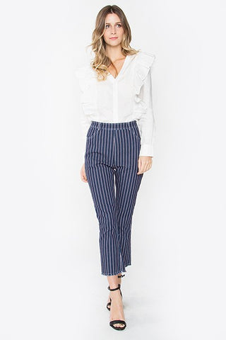 Vella denim pant