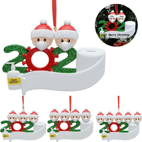 Q-2020 Commemorative Christmas Ornament - GadgetBlender