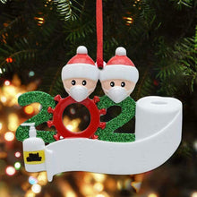 Load image into Gallery viewer, Q-2020 Commemorative Christmas Ornament - GadgetBlender
